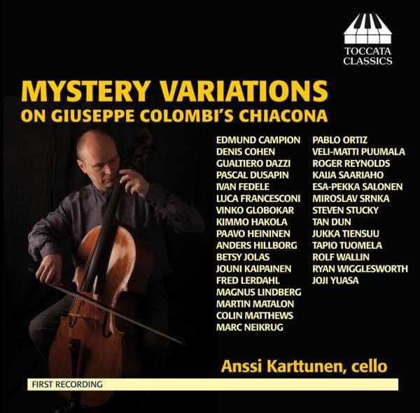 Mystery Variations on Giuseppe Colombi's Chiacona - Anssi Karttunen