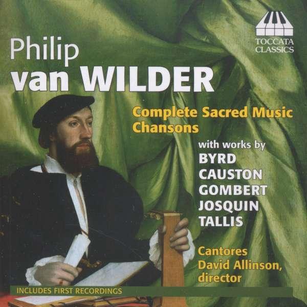 van Wilder: Choral music - David Allison