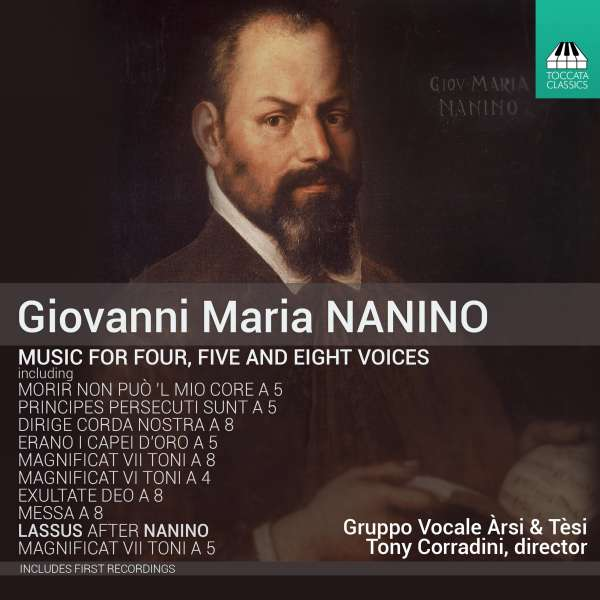 Nanino: Eight-Part Sacred Choral Music - Gruppo Vocale Arsi & Tèsi