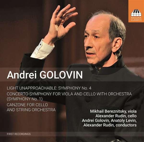 Golovin: Symphonies Nos. 1 & 4Canzone - Alexander Rudin