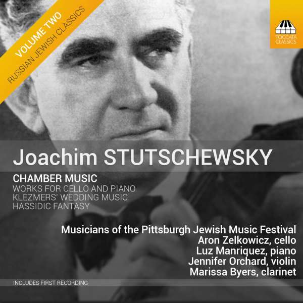 Joachim Stutchewsky: Chamber music