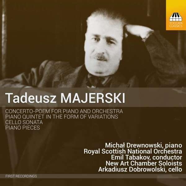 Majerski: Concerto-Poem - Emil Tabakov