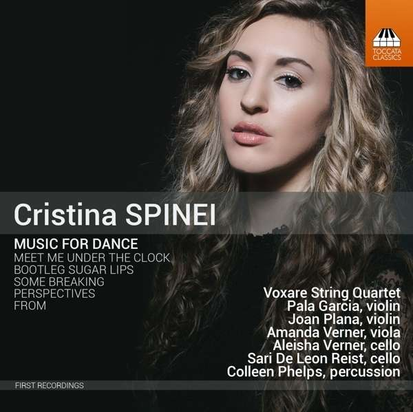 Spinei: Music For Dance - Jose Serebrier
