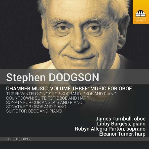 Dodgson: Chamber Music, Vol.3: Music for Oboe