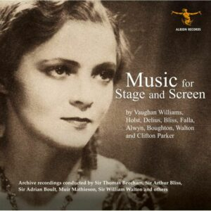 Music For Stage And Screen: Remastered Archive Recordings