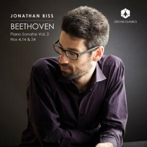Beethoven: The Complete Piano Sonatas Vol. 2 - Jonathan Biss