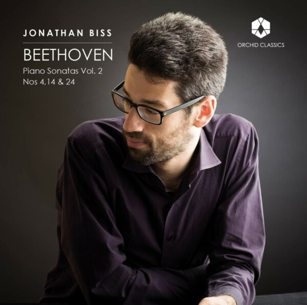Beethoven: The Complete Piano Sonatas Vol. 2 - Jonathan Biss