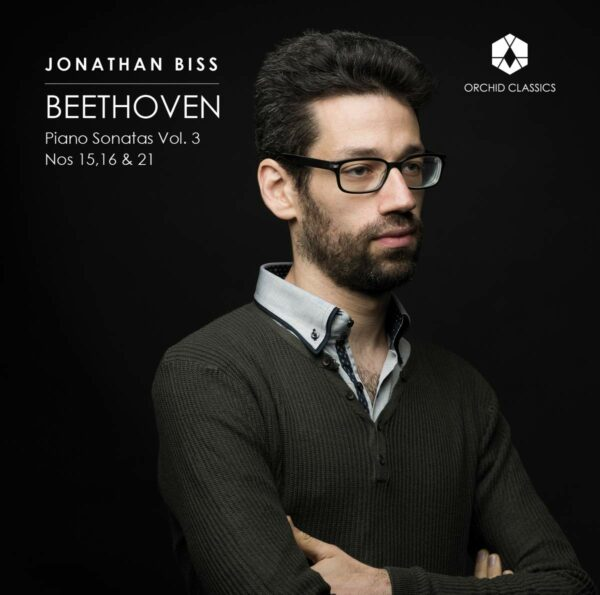 Beethoven: The Complete Piano Sonatas Vol. 3 - Jonathan Biss
