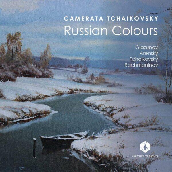 Arensky / Glazunov / Rachmaninov / Tchaikovsky: Russian Coulours (Vinyl) - Camerata Tchaikovsky