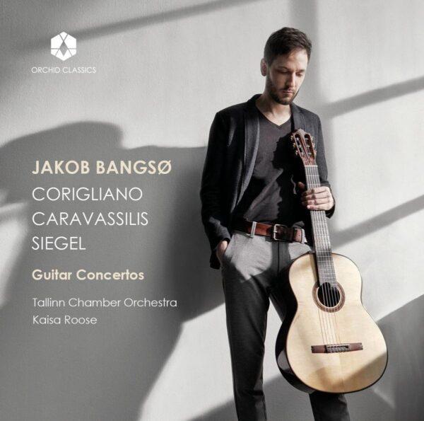 Guitar Concertos - Jakob Bangsö