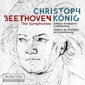 Beethoven: The Symphonies - Christoph König