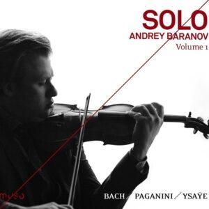 Solo, Volume 1 - Andrey Baranov