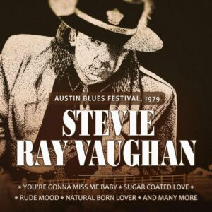 Austin Blues Festival 1979 - Stevie Ray Vaughan
