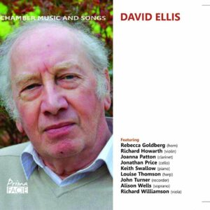 David Ellis: Chamber Music And Songs - Rebecca Goldberg