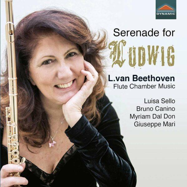 Beethoven: Flute Chamber Music - Luisa Sello