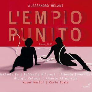Alessandro Melani: L'Empio Punito - Roberta Invernizzi