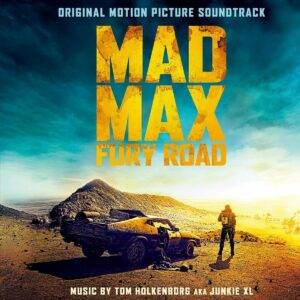 Mad Max: Fury Road (OST) (Vinyl) - Tom Holkenborg