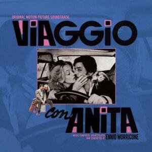 Viaggio Con Anita (OST) (Vinyl) - Ennio Morricone
