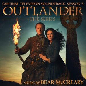 Outlander Season 5 (OST) (Vinyl) - Bear McCreary