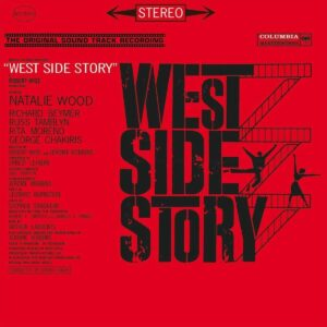 West Side Story (OST) (Vinyl) - Leonard Bernstein