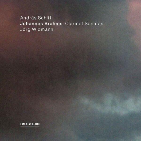 Brahms: Clarinet Sonatas - Andras Schiff & Jorg Widmann