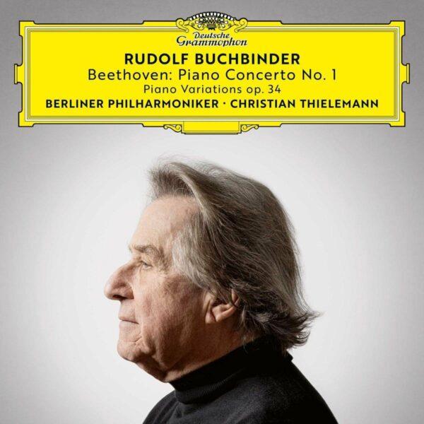 Beethoven: Piano Concerto No.1 Op.1 - Rudolf Buchbinder