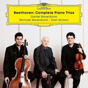 Beethoven: Complete Piano Trios - Daniel Barenboim