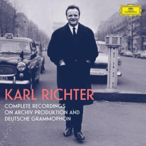 Complete Recordings On Archiv Produktion And Deutsche Grammophon (Ltd.Ed.) - Karl Richter
