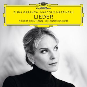 Schumann & Brahms Recital - Elina Garanca