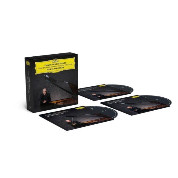 Beethoven: Complete Piano Sonatas & Diabelli Variations - Daniel Barenboim