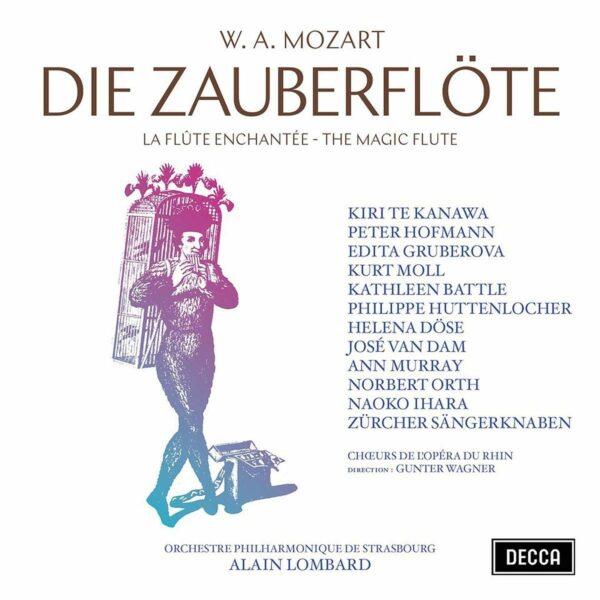 Mozart: Die Zauberflote - Kiri Te Kanawa