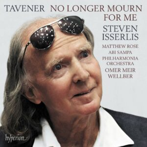John Tavener: No Longer Mourn For Me - Steven Isserlis