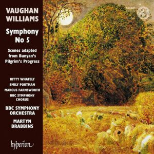 Vaughan Williams: Symphony No 5 - Martyn Brabbins