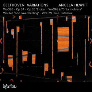 Beethoven: Variations - Angela Hewitt
