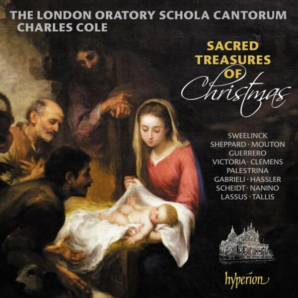 Sacred Treasures Of Christmas - London Oratory Schola Cantorum