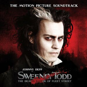 Sweeney Todd: The Demon Barber Of Fleet Street (OST) (Vinyl) - Stephen Sondheim