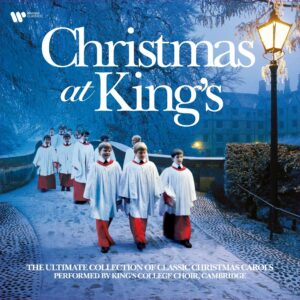 Christmas At King's (Vinyl) - Choir Of King's College