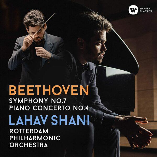 Beethoven: Symphony No.7,  Piano Concerto No.4 - Lahav Shani