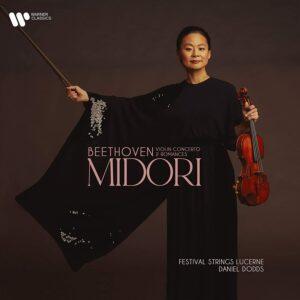 Beethoven: Violin Concerto, 2 Romances - Midori