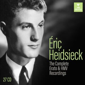 The Complete Erato & HMV Recordings - Eric Heidsieck