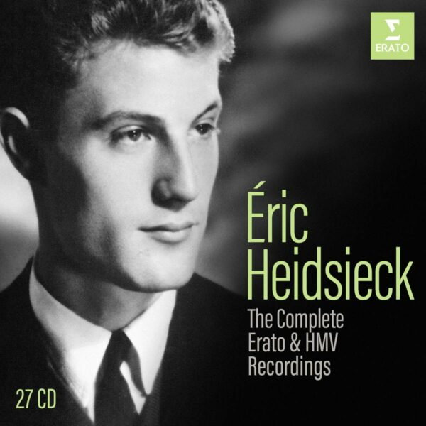 The Complete Erato & HMV Recordings - Eric Heidsieck