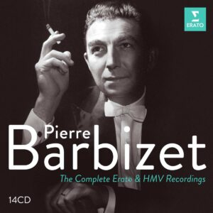 The Complete Erato & HMV Recordings - Pierre Barbizet