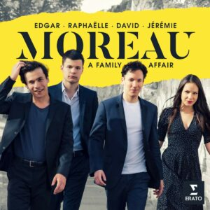 A Family Affair - Edgar Moreau