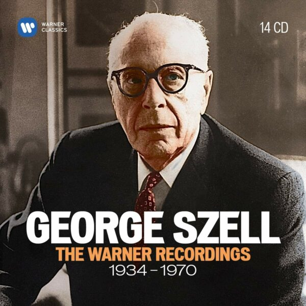 The Warner Recordings 1934-70 - George Szell