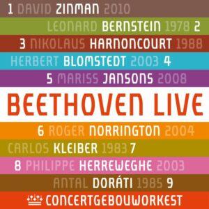 Beethoven: Symphonies 1-9 - Concertgebouw Orchestra