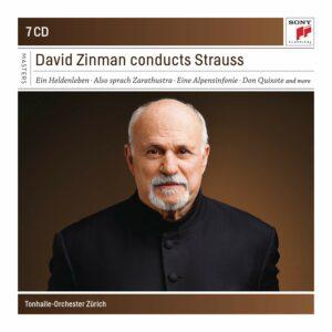 Richard Strauss: Orchestral Works - David Zinman