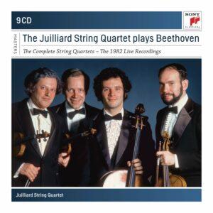 Beethoven: The Complete String Quartets - Juilliard String Quartet