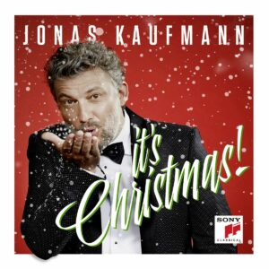 It's Christmas! (Vinyl) - Jonas Kaufmann