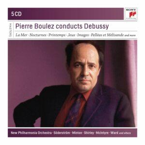 Pierre Boulez Conducts Debussy