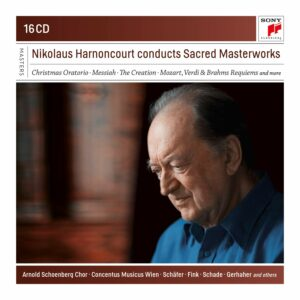 Nikolaus Harnoncourt Conducts Sacred Masterworks